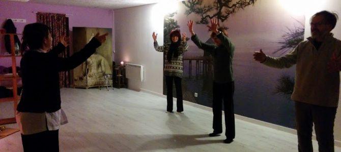 Reprise des cours de taichi et qi gong à Aix-en-Provence saison 2018/2019